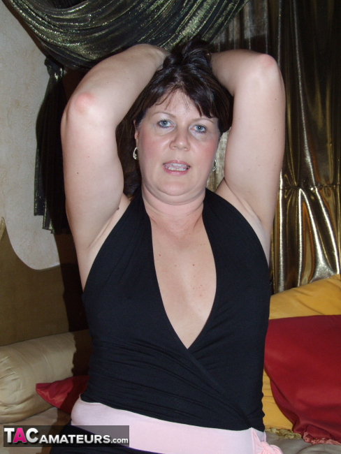 20 pics of a Classy young milf showing off her pussy like a filthy little fuck slut